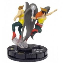 060 - Hawkman and Hawkgirl