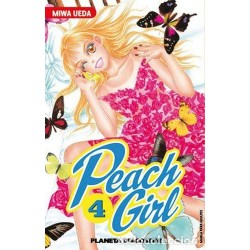 Peach Girl nº 4