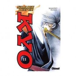 Samurai Deeper Kyo nº 11