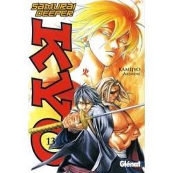 Samurai Deeper Kyo nº 13