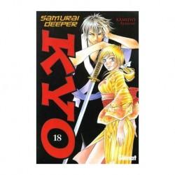 Samurai Deeper Kyo nº 18