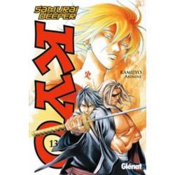 Samurai Deeper Kyo nº 19