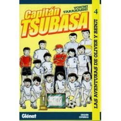 Capitán Tsubasa nº 4