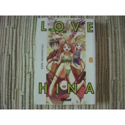 Love Hina nº8