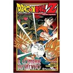 Dragonball Z. El combate...