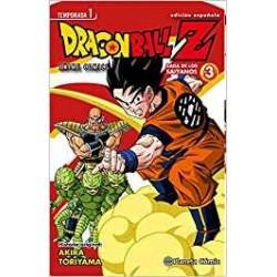 Dragonball Z. Saga de los...