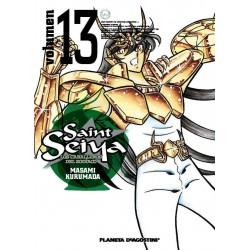 Saint Seiya volumen 13 Los...
