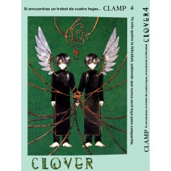 Clamp Clover, 4