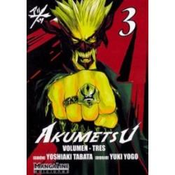 Akumetsu, 3