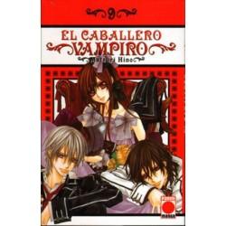 El caballero vampiro, 9