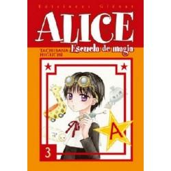 Alice escuela de magia, 3