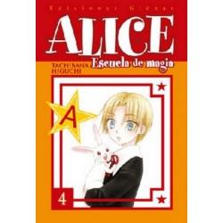 Alice escuela de magia, 4
