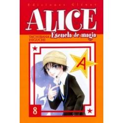 Alice escuela de magia, 8