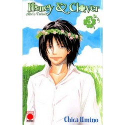 Honey & Clover, 3