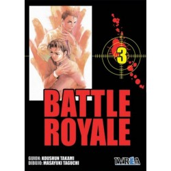 Battle Royale, 3