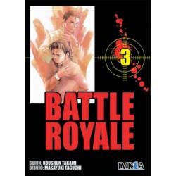 Battle Royale, 3
