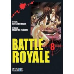 Battle Royale, 8