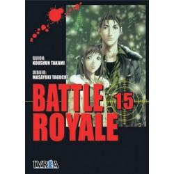 Battle Royale, 15