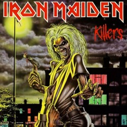Poster Iron Maiden (Killers)