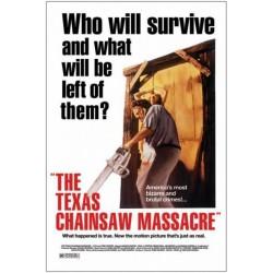 Poster La matanza de Texas