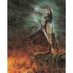 Poster Fantasía Luis Royo