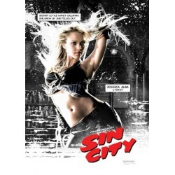 Poster Jessica Alba Sin City