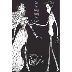 Poster la novia cadaver