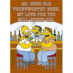Poster The Simpson
