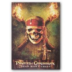 Poster  Piratas del Caribe...