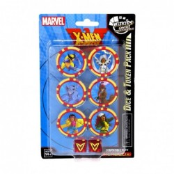 Dice & Token Pack X-Men the...