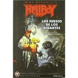 Hellboy los huesos de los...