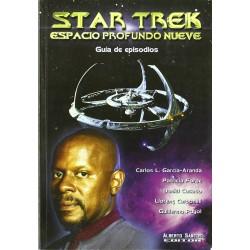 Star Trek espacio profundo...