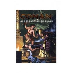 Conan. Los pergaminos de...