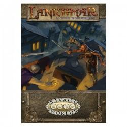 Lankhmar, la ciudad de los...