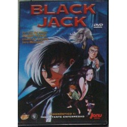 DVD Black Jack vol.1 Deluxe...