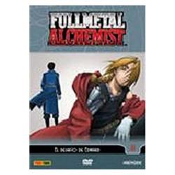 DVD Fullmetal alchemist vol. 3