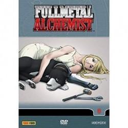 DVD Fullmetal alchemist vol. 9