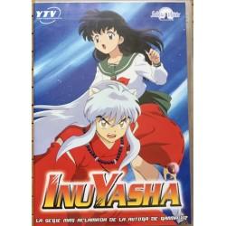 DVD Inuyasha temp. 1 vol. 1