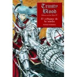 Trinity Blood. El estigma...