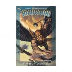 Hawkman, 2  Aliados y enemigos