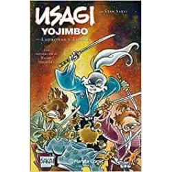 Usagi Yojimbo, 30 Ladronas...