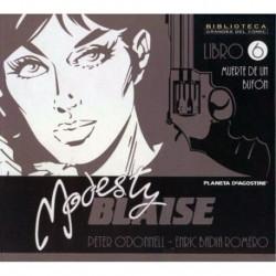 Modesty Blaise. Libro 6,...