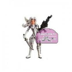 034 - Silver Sable