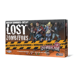 Zombicide Box of Zombies -...