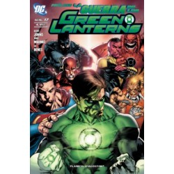 Green Lantern, 17