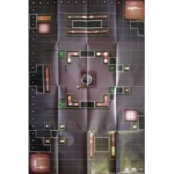 Mapa Gotham Museum indoor /...