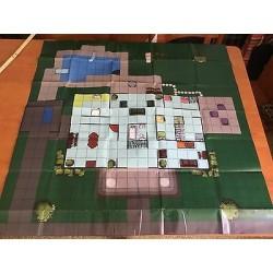 Mapa 1 indoor / 2 indoor 4x4