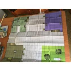 Mapa 1 inside / 2 outside 4x4