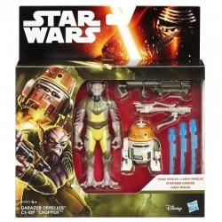 Star Wars: Figura Garazeb...