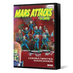 Mars Attack. Combatientes...
